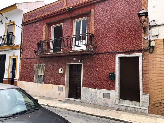 Piso en venta en Gibraleón, Huelva, Calle San Juan, 68.347 €, 3 habitaciones, 1 baño, 114 m2