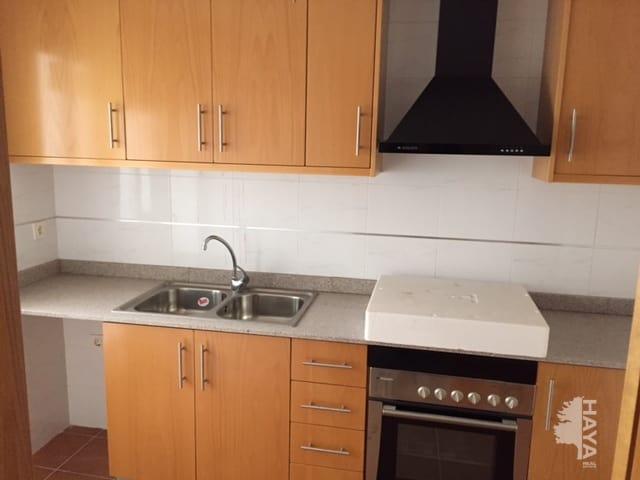Piso en venta en Gandia, Valencia, Calle Padilla, 94.000 €, 2 habitaciones, 1 baño, 85 m2