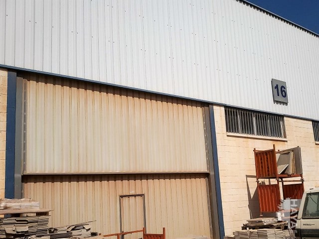 Industrial en venta en L` Alcora, Castellón, Calle Foyes Ferraes, 156.000 €, 515 m2
