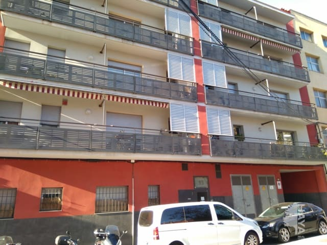 Piso en venta en Mataró, Barcelona, Calle Bellavista, 142.000 €, 1 habitación, 1 baño, 99 m2
