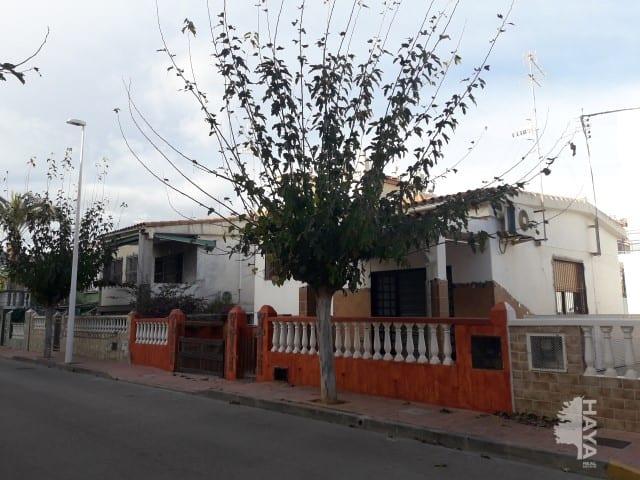 Casa en venta en Oropesa del Mar/orpesa, Castellón, Calle Malaga, 110.700 €, 3 habitaciones, 1 baño, 108 m2