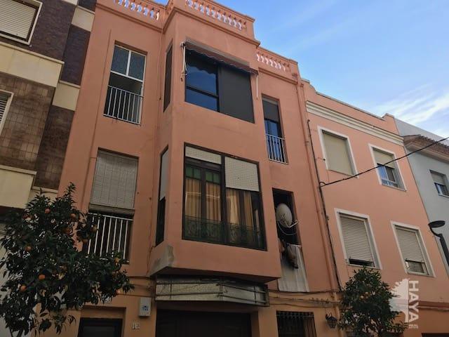 Piso en venta en Gandia, Valencia, Calle Pellers Dels, 43.065 €, 3 habitaciones, 1 baño, 74 m2