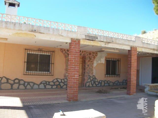 Casa en venta en Agost, Alicante, Calle Paraje la Murta, 125.897 €, 3 habitaciones, 1 baño, 186 m2