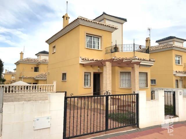 Piso en venta en Algorfa, Alicante, Calle Bélgica, 115.914 €, 3 habitaciones, 2 baños, 98 m2