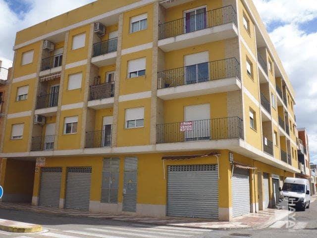 Piso en venta en Algemesí, Valencia, Calle Sant Ignasi Loyola, 61.746 €, 3 habitaciones, 2 baños, 107 m2