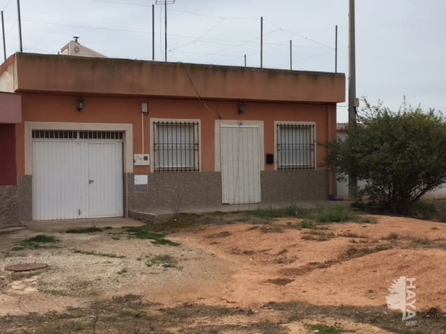 Piso en venta en Cartagena, Murcia, Calle Partida Ptda Caserio los Sanchez, 38.500 €, 3 habitaciones, 1 baño, 76 m2