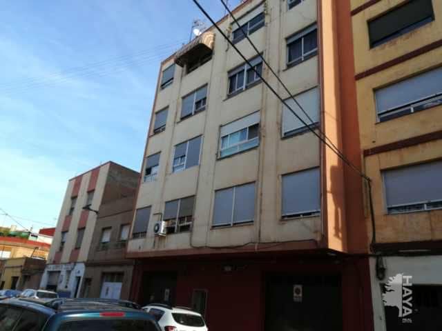 Piso en venta en Vila-real, Castellón, Calle Poniente Bajo, 35.888 €, 3 habitaciones, 1 baño, 69 m2