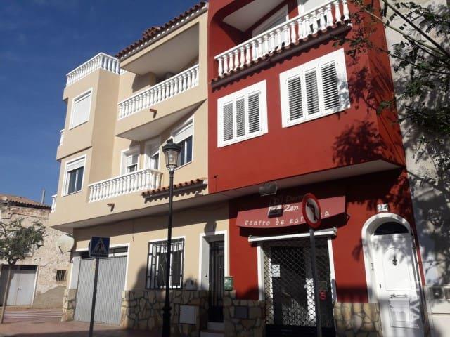 Piso en venta en Oropesa del Mar/orpesa, Castellón, Calle Laura Cervellon, 76.710 €, 2 habitaciones, 1 baño, 74 m2