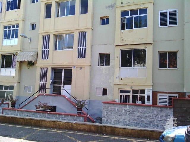 Piso en venta en Santa Cruz de Tenerife, Santa Cruz de Tenerife, Calle Erese, 75.331 €, 2 habitaciones, 1 baño, 86 m2