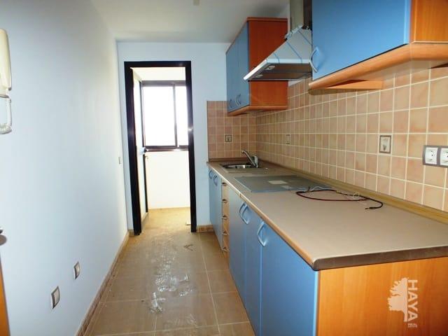Piso en venta en Telde, Las Palmas, Calle Arminda, 100.704 €, 3 habitaciones, 1 baño, 90 m2