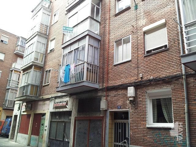 Piso en venta en Vadillos, Valladolid, Valladolid, Calle Becquer, 48.645 €, 2 habitaciones, 1 baño, 65 m2