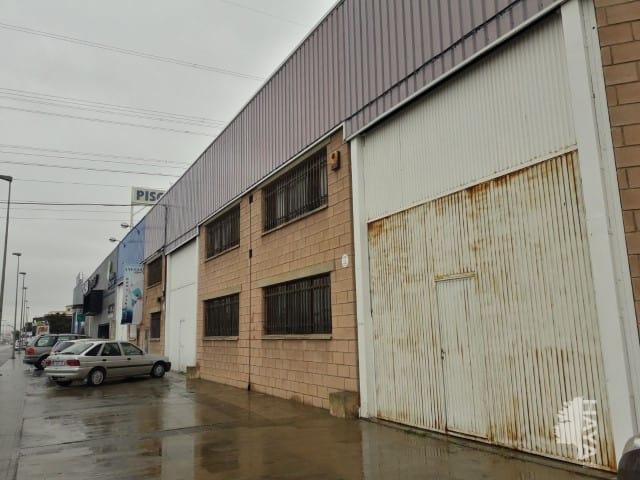 Industrial en venta en Castellón de la Plana/castelló de la Plana, Castellón, Avenida Valencia, 547.374 €, 1325 m2