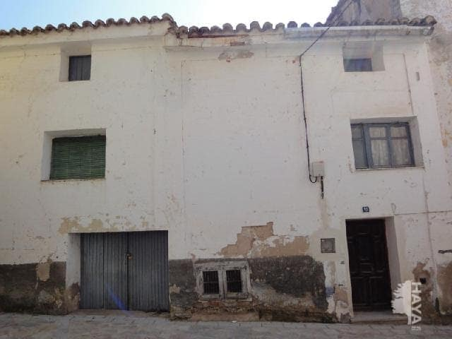 Casa en venta en Ateca, Zaragoza, Calle Abadía, 121.000 €, 7 habitaciones, 1 baño, 252 m2