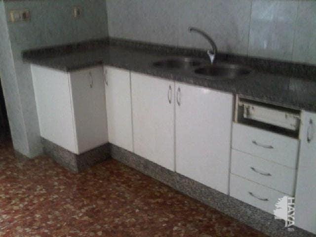 Casa en venta en Jerez de la Frontera, Cádiz, Calle Llobregat, 85.000 €, 3 habitaciones, 1 baño, 91 m2