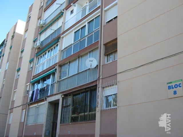 Piso en venta en Tarragona, Tarragona, Calle Arquitecto Jujol, 35.763 €, 3 habitaciones, 1 baño, 73 m2