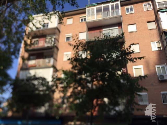 Piso en venta en Madrid, Madrid, Calle Lazcano, 75.703 €, 3 habitaciones, 1 baño, 62 m2