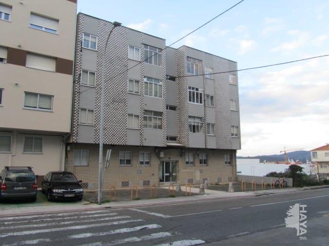 Piso en venta en Pontevedra, Pontevedra, Avenida Avelino Montero Rios, 53.054 €, 3 habitaciones, 1 baño, 94 m2