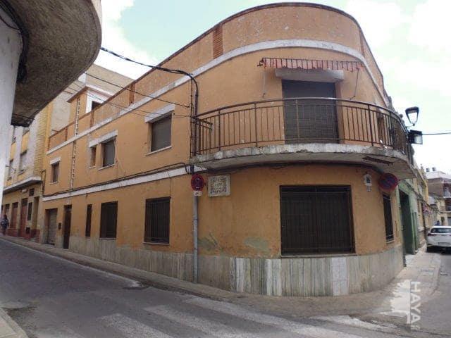 Piso en venta en Alzira, Valencia, Calle Numancia, 82.488 €, 7 habitaciones, 1 baño, 114 m2