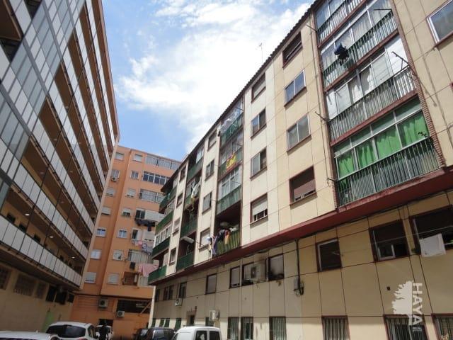 Piso en venta en Zaragoza, Zaragoza, Calle Ambrosio del Ruste, 37.198 €, 2 habitaciones, 1 baño, 59 m2