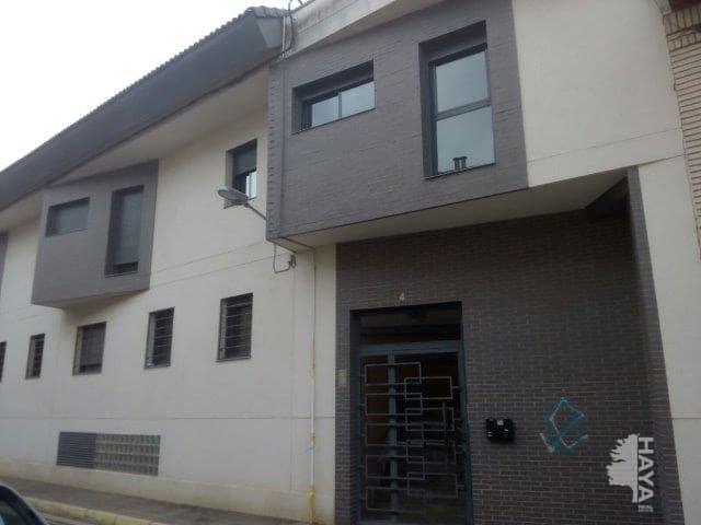 Piso en venta en Miguelturra, Ciudad Real, Calle Peralbillo, 96.498 €, 3 habitaciones, 2 baños, 109 m2