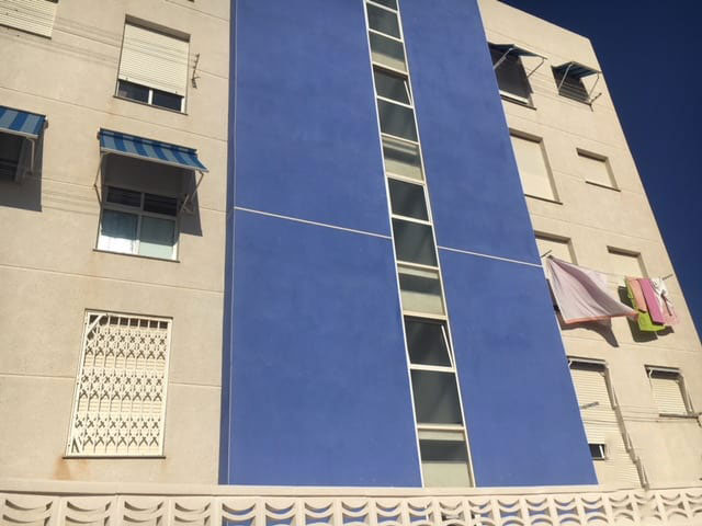 Piso en venta en Diputación de Rincón de San Ginés, Cartagena, Murcia, Calle Rio Darro, 72.744 €, 1 habitación, 1 baño, 68 m2