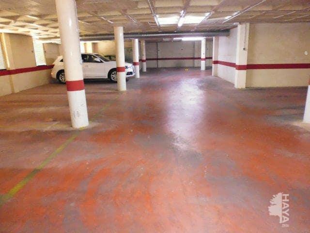 Parking en venta en Alzira, Valencia, Calle Bernat D`entença, 10.244 €, 27 m2