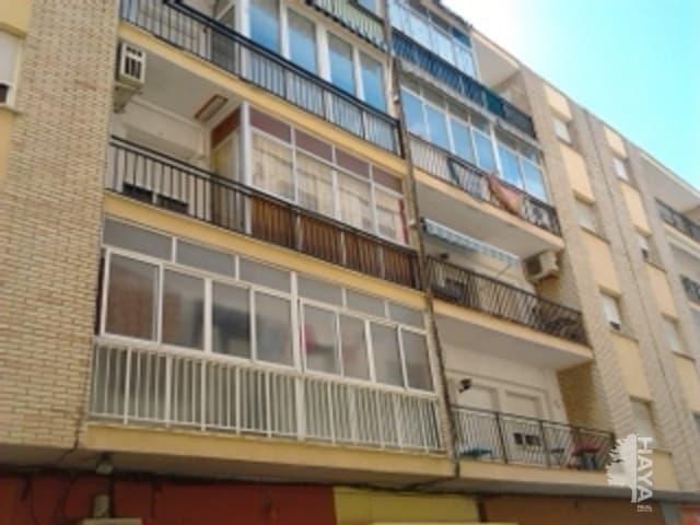 Piso en venta en Dénia, Alicante, Calle Mallorca, 51.122 €, 3 habitaciones, 1 baño, 65 m2