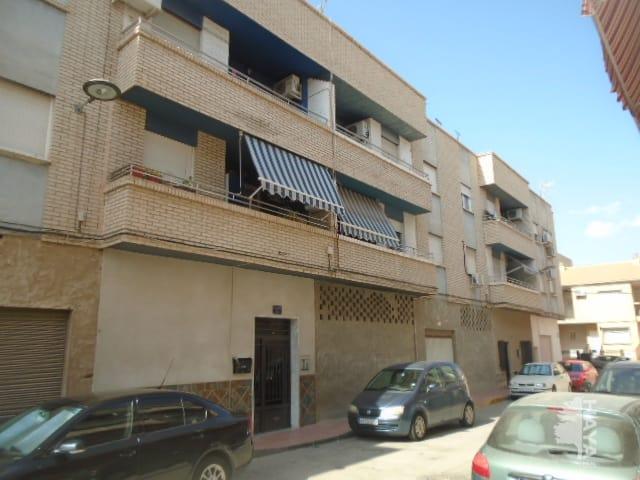 Piso en venta en Los Pulpites, Molina de Segura, Murcia, Calle Río Miño, 55.649 €, 3 habitaciones, 1 baño, 98 m2