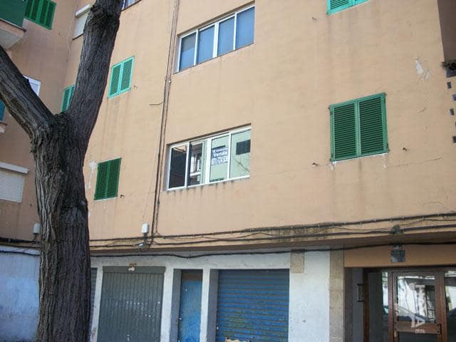 Piso en venta en Palma de Mallorca, Baleares, Calle Jacinto Guerrero, 92.470 €, 3 habitaciones, 2 baños, 65 m2