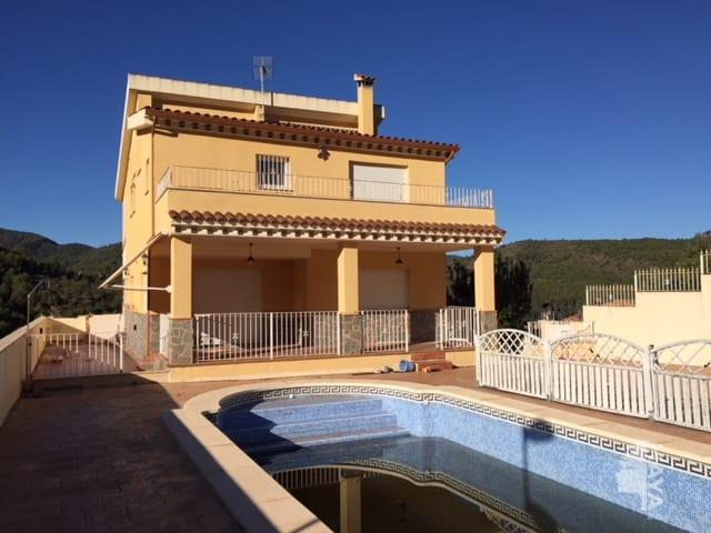 Casa en venta en Tales, Castellón, Calle Falda de Monti, 285.000 €, 5 habitaciones, 3 baños, 340 m2