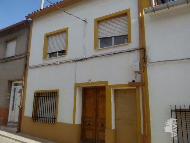 Casa en venta en Campo de Criptana, Ciudad Real, Calle Huertos, 34.581 €, 4 habitaciones, 2 baños, 159 m2
