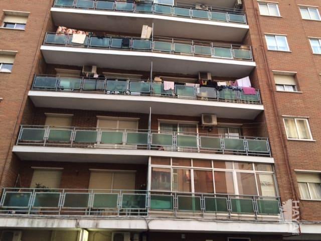 Piso en venta en Barrio de Santa Maria, Talavera de la Reina, Toledo, Avenida Francisco Aguirre, 74.375 €, 4 habitaciones, 1 baño, 130 m2