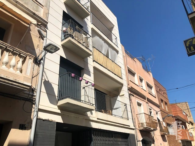 Piso en venta en Amposta, Tarragona, Calle Sant Miquel, 55.000 €, 1 habitación, 1 baño, 42 m2