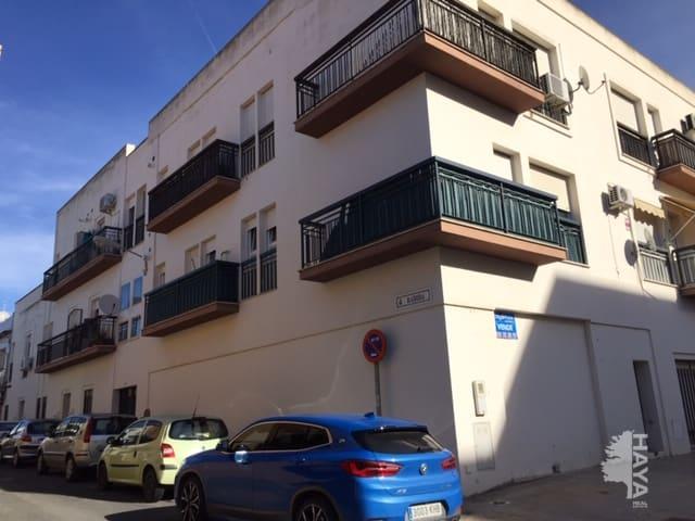 Piso en venta en San Juan del Puerto, San Juan del Puerto, Huelva, Avenida Virgen de la Esperanza, 53.911 €, 3 habitaciones, 1 baño, 81 m2