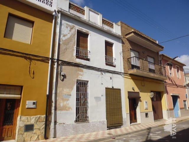 Casa en venta en Corbera, Valencia, Calle Rei en Jaume, 48.930 €, 4 habitaciones, 1 baño, 189 m2