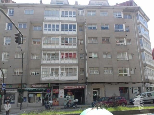 Piso en venta en Ames, A Coruña, Avenida Rosalia Castro, 82.005 €, 2 habitaciones, 1 baño, 72 m2