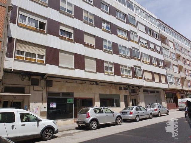 Piso en venta en Ferrol, A Coruña, Calle Venezuela, 44.625 €, 3 habitaciones, 1 baño, 101 m2