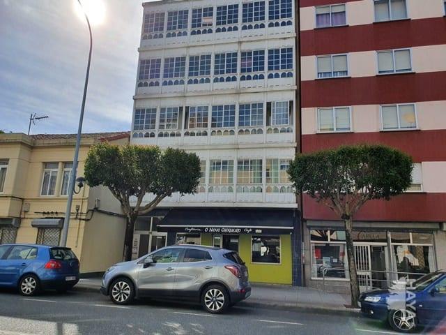 Piso en venta en Xuvia, Narón, A Coruña, Lugar San Clemente, 94.000 €, 2 habitaciones, 1 baño, 134 m2