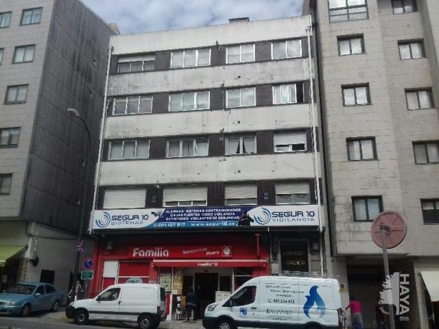 Piso en venta en Ames, A Coruña, Avenida Rosalia Castro, 90.930 €, 3 habitaciones, 1 baño, 102 m2