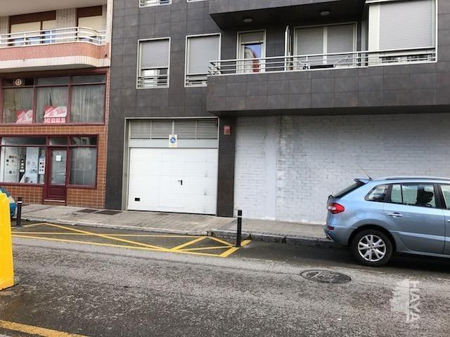 Parking en venta en Laredo, Cantabria, Calle Gutierrez Rada, 23.835 €, 29 m2