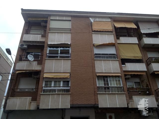Piso en venta en Isso, Hellín, Albacete, Calle Ramon Campoamor, 70.205 €, 4 habitaciones, 1 baño, 100 m2