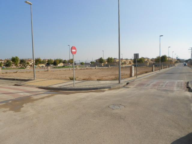 Suelo en venta en Jimenado, Torre-pacheco, Murcia, Calle Petirrojo Sector Aur1, 106.375 €, 1276 m2