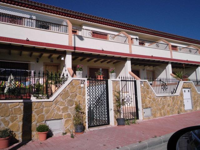 Casa en venta en Pedanía de Jerónimo Y Avileses Y Balsicas de Arriba, Murcia, Murcia, Calle Ronda Norte, 70.000 €, 3 habitaciones, 1 baño, 155 m2