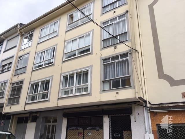 Piso en venta en Santa Icía, Narón, A Coruña, Calle Reis Catolicos, 63.000 €, 3 habitaciones, 1 baño, 132 m2