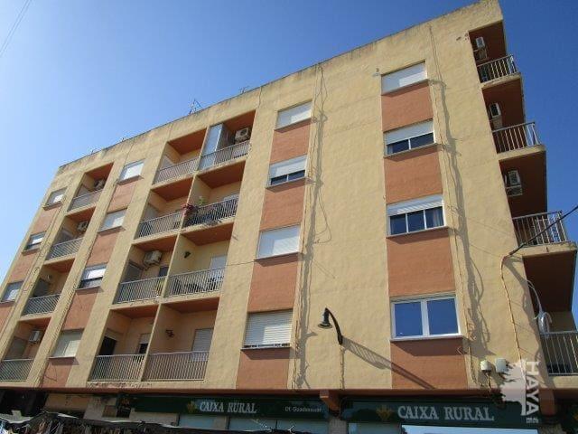 Piso en venta en Guadassuar, Guadassuar, Valencia, Calle Pare Estanislao, 57.500 €, 3 habitaciones, 2 baños, 130 m2