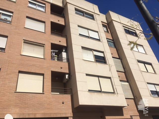 Piso en venta en Alaquàs, Valencia, Calle la Palmeras, 100.360 €, 3 habitaciones, 1 baño, 94 m2
