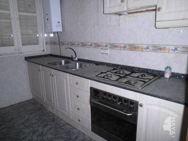 Piso en venta en Bítem, Tortosa, Tarragona, Calle Moragas Barret, 35.000 €, 3 habitaciones, 1 baño, 80 m2