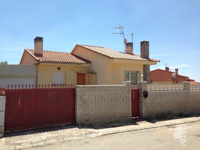 Casa en venta en Aranzueque, Guadalajara, Calle Retama, 85.600 €, 3 habitaciones, 1 baño, 77 m2