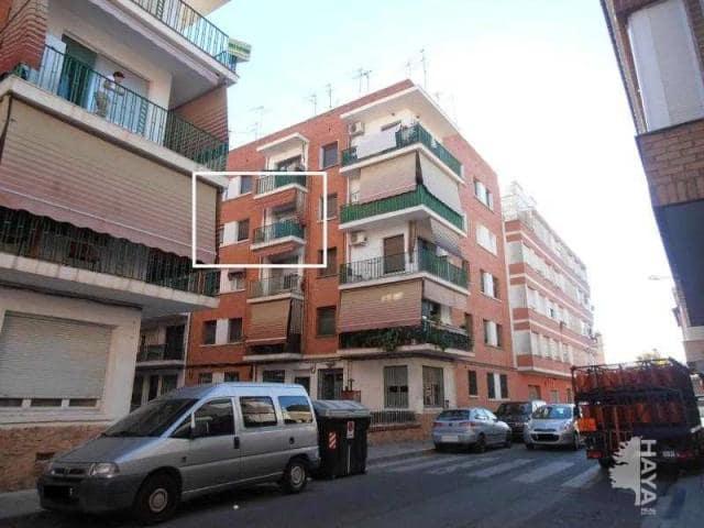 Piso en venta en Virgen de Gracia, Vila-real, Castellón, Calle Sant Joan Bosco, 22.300 €, 3 habitaciones, 1 baño, 60 m2