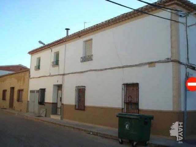 Casa en venta en Tomelloso, Ciudad Real, Calle Isabeles, 48.500 €, 4 habitaciones, 2 baños, 169 m2